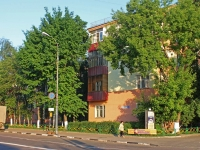 neighbour house: st. Smirnovskaya, house 21. Apartment house