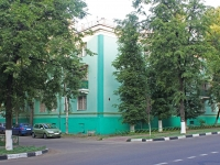 neighbour house: st. Kirov, house 18. Apartment house