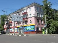 Lyubertsy, Kirov st, house 59. Apartment house