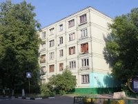 Lyubertsy, Komsomolskaya st, house 4. Apartment house