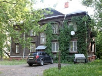 neighbour house: st. Kalinin, house 2. Apartment house
