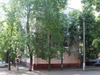 Lyubertsy, Kalinin st, house 16. Apartment house