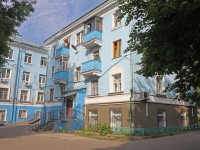Lyubertsy, Kalinin st, house 37. Apartment house
