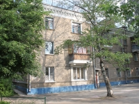 Lyubertsy, Kalinin st, house 48. Apartment house