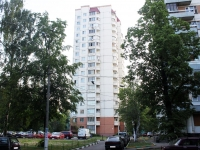 neighbour house: st. The 3rd pochtovoe otdelenie, house 5. Apartment house