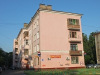 neighbour house: st. The 3rd pochtovoe otdelenie, house 6. Apartment house