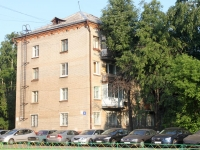 Lyubertsy, The 3rd pochtovoe otdelenie st, house 8. Apartment house