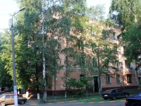 Lyubertsy, The 3rd pochtovoe otdelenie st, house 10. Apartment house