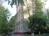 Lyubertsy, The 3rd pochtovoe otdelenie st, house 15. Apartment house