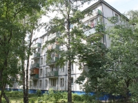 Lyubertsy, The 3rd pochtovoe otdelenie st, house 16. Apartment house