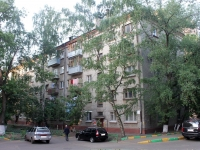 Lyubertsy, The 3rd pochtovoe otdelenie st, house 18. Apartment house