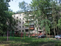 Lyubertsy, The 3rd pochtovoe otdelenie st, house 26. Apartment house