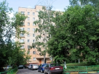 neighbour house: st. The 3rd pochtovoe otdelenie, house 31. Apartment house