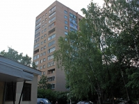 neighbour house: st. The 3rd pochtovoe otdelenie, house 33. Apartment house