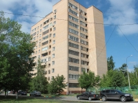 Lyubertsy, The 3rd pochtovoe otdelenie st, house 41. Apartment house
