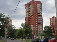 Lyubertsy, The 3rd pochtovoe otdelenie st, house 49 к.1. Apartment house