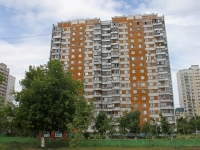 Lyubertsy, The 3rd pochtovoe otdelenie st, house 74. Apartment house