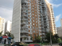 Lyubertsy, The 3rd pochtovoe otdelenie st, house 86. Apartment house