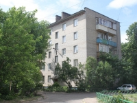 neighbour house: st. Kolkhoznaya, house 7. Apartment house