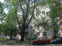 Lyubertsy, Kolkhoznaya st, house 12. Apartment house