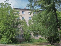 neighbour house: st. Kolkhoznaya, house 14. Apartment house