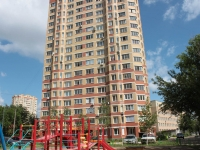 neighbour house: st. Aviatorov, house 2 к.2. Apartment house