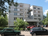neighbour house: st. Aviatorov, house 5. polyclinic