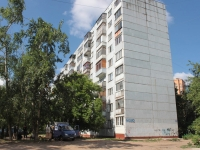 Lyubertsy, Moskovskaya st, house 16. Apartment house