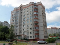 Lyubertsy, Moskovskaya st, house 18. Apartment house
