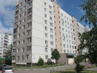 Lyubertsy, Shosseynaya st, house 1. Apartment house