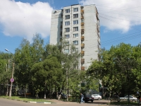Lyubertsy, st Yubileynaya, house 7Б. Apartment house