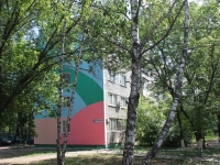 Lyubertsy, Yubileynaya st, house 10. Apartment house