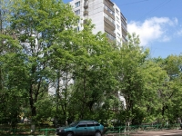 Lyubertsy, st Yubileynaya, house 13Б. Apartment house