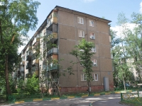 Lyubertsy, st Yubileynaya, house 18. Apartment house