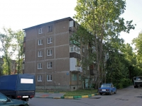 Lyubertsy, st Yubileynaya, house 20. Apartment house