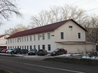 neighbour house: st. 8th Marta, house 30Б. office building
