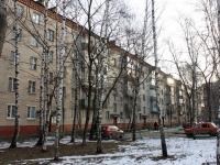 Lyubertsy, 50 let komsomola st, house 8. Apartment house