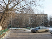 Lyubertsy, Gogol st, house 2. Apartment house