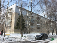 Lyubertsy, Gogol st, house 16. Apartment house