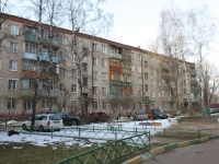 neighbour house: st. Shevlyakova, house 1. Apartment house