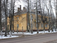 Lyubertsy, Shevlyakova st, house 4. Apartment house