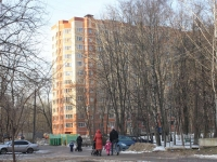 Lyubertsy, Shevlyakova st, house 8. Apartment house