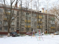 neighbour house: st. Shevlyakova, house 9. Apartment house