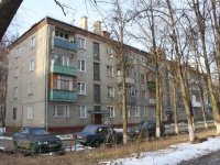 Lyubertsy, Shevlyakova st, house 15. Apartment house