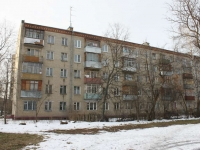 Lyubertsy, Shevlyakova st, house 19. Apartment house