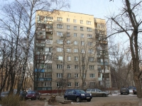 Lyubertsy, Shevlyakova st, house 21. Apartment house
