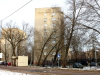 neighbour house: st. Shevlyakova, house 25. Apartment house