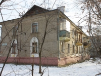 Lyubertsy, Shevlyakova st, house 45. Apartment house