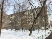 neighbour house: st. Initsiativnaya, house 71. Apartment house