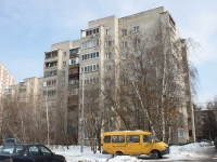 neighbour house: st. Initsiativnaya, house 75. Apartment house
